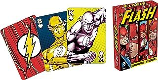 Aquarius DC Comics Flash Playing Cards