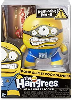 The Hangrees Despicable Pee No. 2 Collectible Parody Figure with Slime, Multi-Colour, 563280