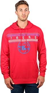 Ultra Game Men's NBA Fleece Midtown Pullover Sweatshirt