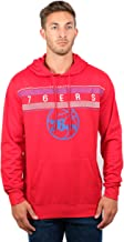 Ultra Game NBA Men's Fleece Hoodie Pullover Sweatshirt Poly Midtown
