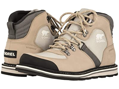 SOREL Madsontm Sport Hiker Waterproof (Ancient Fossil/Light Dove) Men