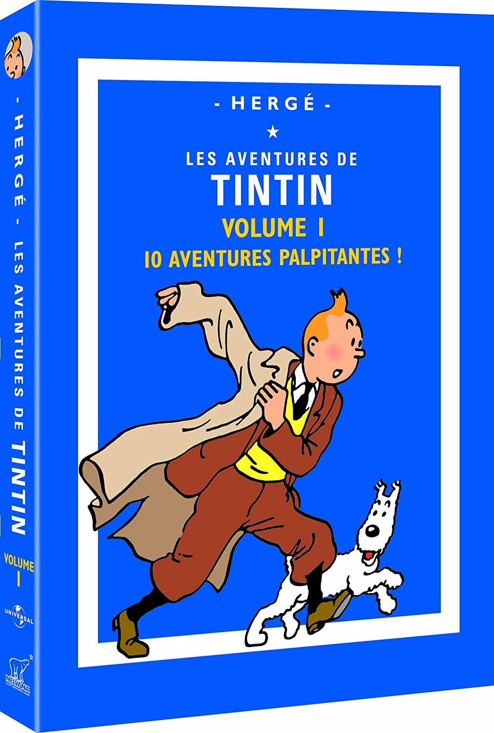 The Charlotte Mall Adventures of NEW before selling Vol. Tintin 1
