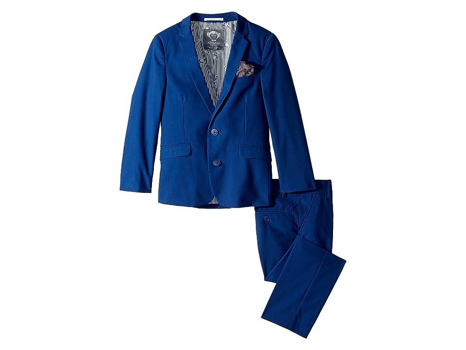 Appaman Kids Two-Piece Mod Suit (Toddler/Little Kids/Big Kids) (French Blue) Boy's Suits Sets