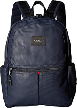 Coated Canvas Kane Backpack
