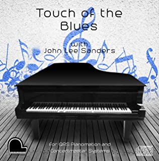 Touch of the Blues - QRS Pianomation and Baldwin Concertmaster Compatible Player Piano MP3's on USB Flash Drive
