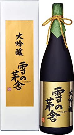 【日本酒】雪の茅舎 齋彌酒造店 雪の茅舎 雪の茅舎 大吟醸 1800ml