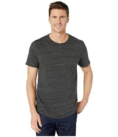 Alternative Eco Shirttail Tee (Eco Black) Men