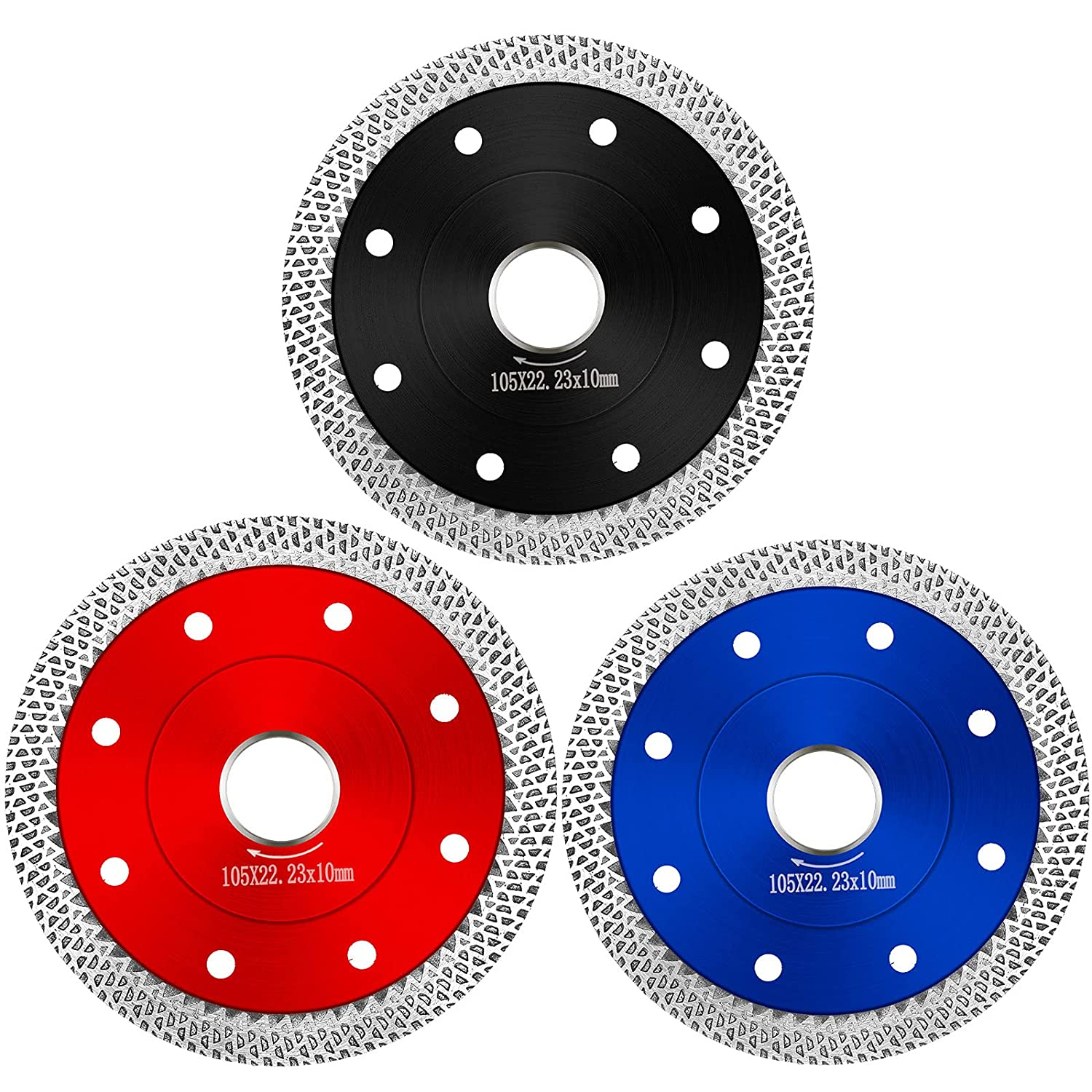 3 Pieces 5% OFF Ultra-Thin Diamond Ceramic Cutting National products Porcelain Blade Saw