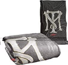Trevco Scarface Monogram Silky Touch Super Soft Throw Blanket 36