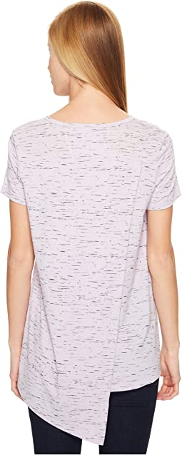 Wanderlux V-Neck Short Sleeve Top