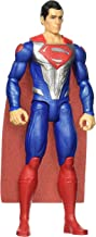 DC Comics Justice League Metallic Armor Superman Figure