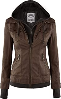 Best johnny leather jacket womens Reviews