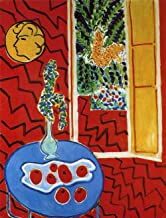 Best red interior still life on a blue table Reviews