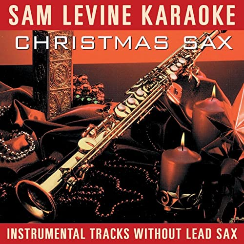 Karaoke Christmas Musical.Sam Levine Karaoke Christmas Sax
