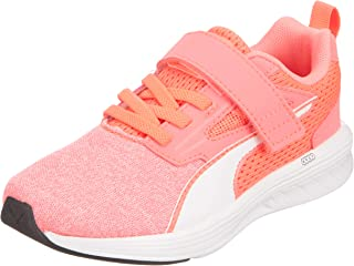 PUMA NRGY Rupture AC PS Ignite Pink-Puma Whit Moda Ayakkabılar Unisex Çocuk
