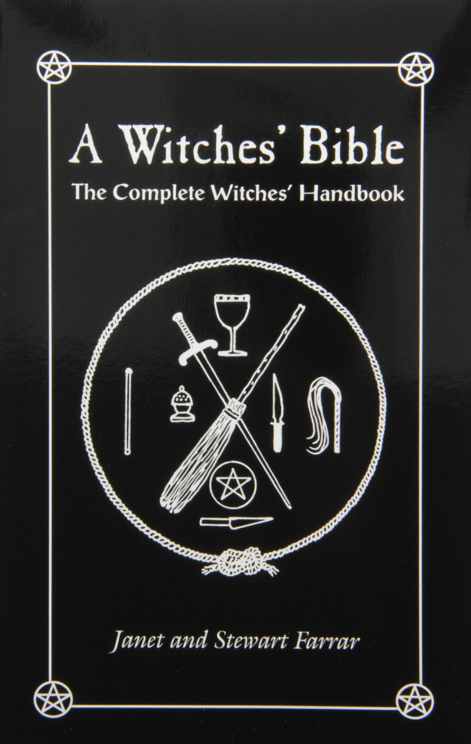 Image OfA Witches' Bible: The Complete Witches' Handbook