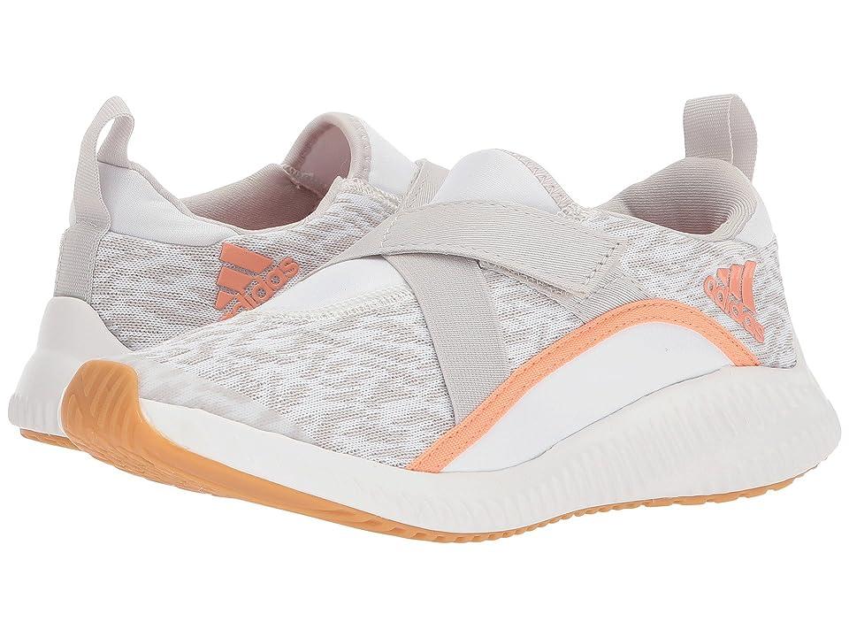 adidas Kids FortaRun X CF (Little Kid/Big Kid) (Chalk Coral/White/Chalk Pearl) Girls Shoes