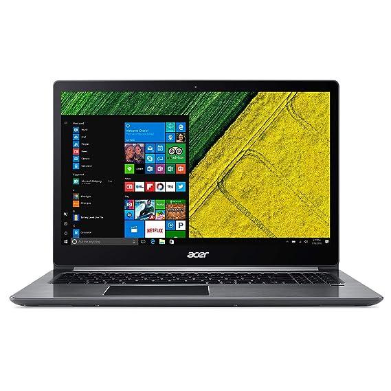 Acer Swift 3 UN.GSJSI.002 15.6-inch Laptop (8th gen Intel Core i5-8250U/8GB/1TB/Windows 10 Home 64 bit/2GB Graphics), Steel Gray