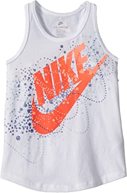 Futura Bubbles A-Line Tank (Little Kids)