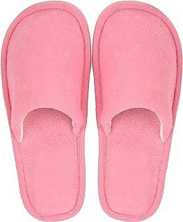 DRUNKEN Women Pink Home Carpet Slippers