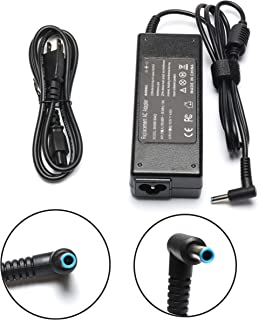 19.5V 4.62A 90W AC Adapter Charger for HP Envy Touchsmart Sleekbook 15 17 M6 M7 Series,Pavilion 11 14 15 17 15-E 17-E 14-E 15-AK Series,Stream 11 13 14,Spectre X360 13 15,741727-001 PPP009D PPP012D-S