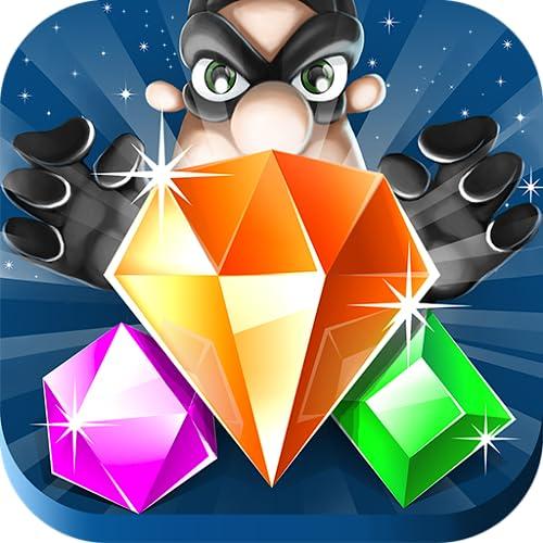 Jewel Blast - Juegos de combinar diamantes