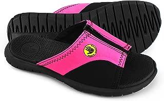 Women's 80's Throwback Slide Sandal