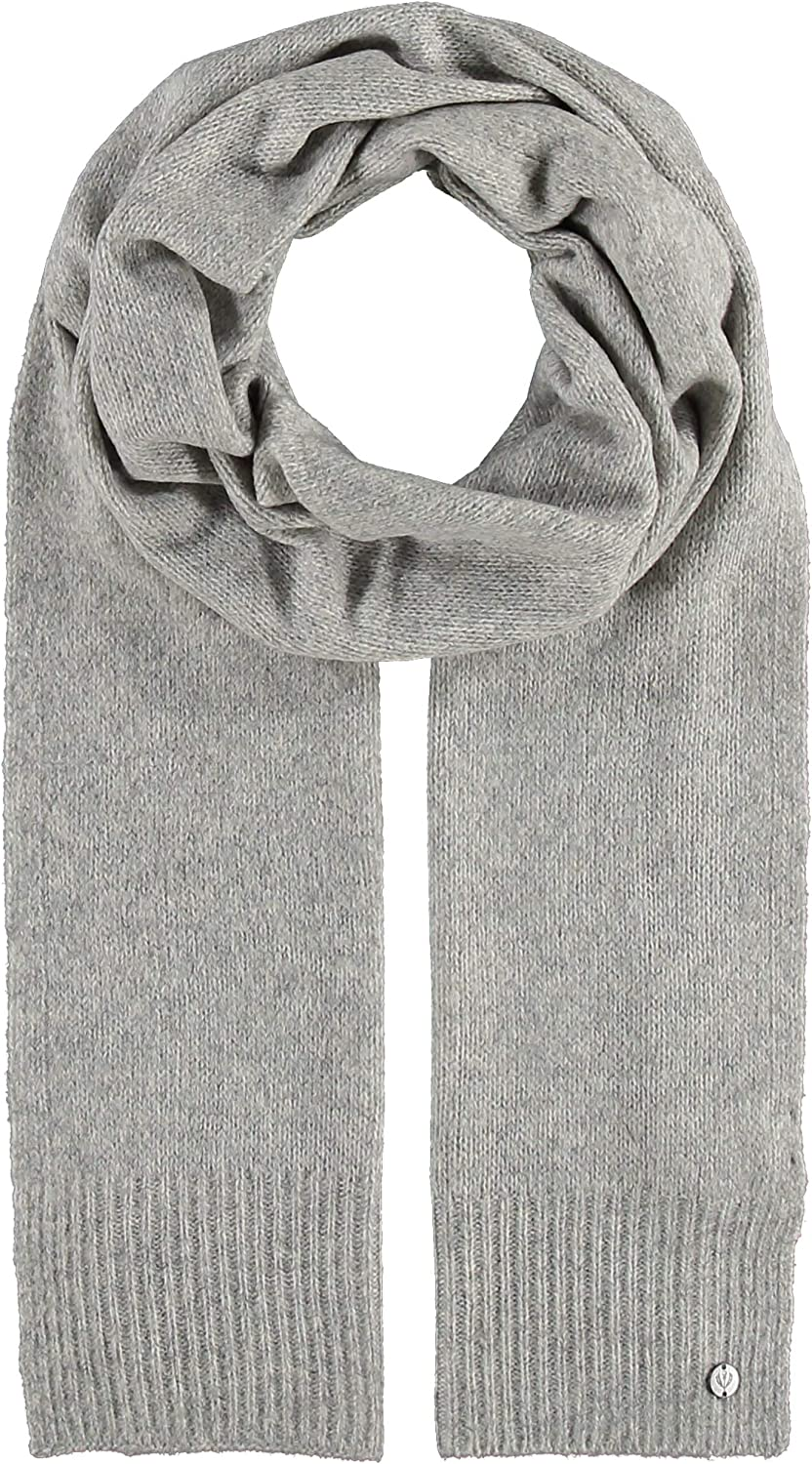 Max 74% OFF FRAAS Pastel Mélange Knit Scarf Fresno Mall