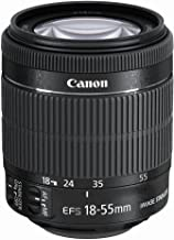Canon EF-S 18-55mm f/3.5-5.6 is STM Lens