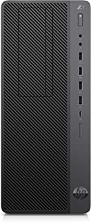HP Z1 Tower G5 Workstation, Intel Core i7 (9th Gen) i7-9700K, 1TB SSD, 32GB RAM, NVIDIA Geforce RTX2070 Super 8GB Graphics, Windows 10 Pro, EN-AR Keyboard & Mouse, Black