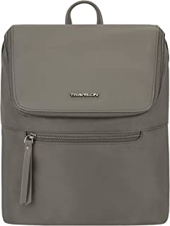 Travelon: Addison - Anti-Theft Backpack - Gray