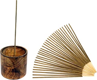 Natural Choice Incense Cylinder Style Incense Holder (Natural)