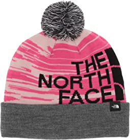 Mr. Pink/TNF Medium Grey Heather