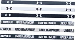 UA Graphic Mini Headband 6-Pack