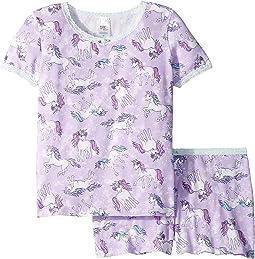 Unicorn/Mint Lace