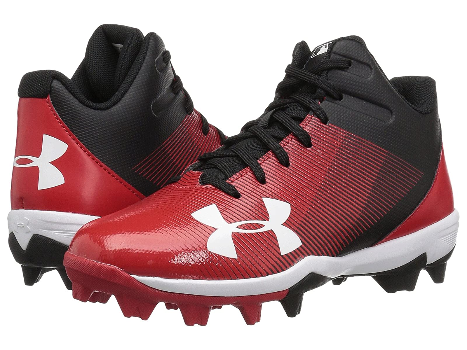 Under Armour Kids Leadoff Mid RM Jr. Baseball (Toddler/Little Kid/Big Kid)Atmospheric grades have affordable shoes