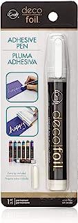 iCraft Deco Foil Adhesive Pen, 0.34 fl. oz.