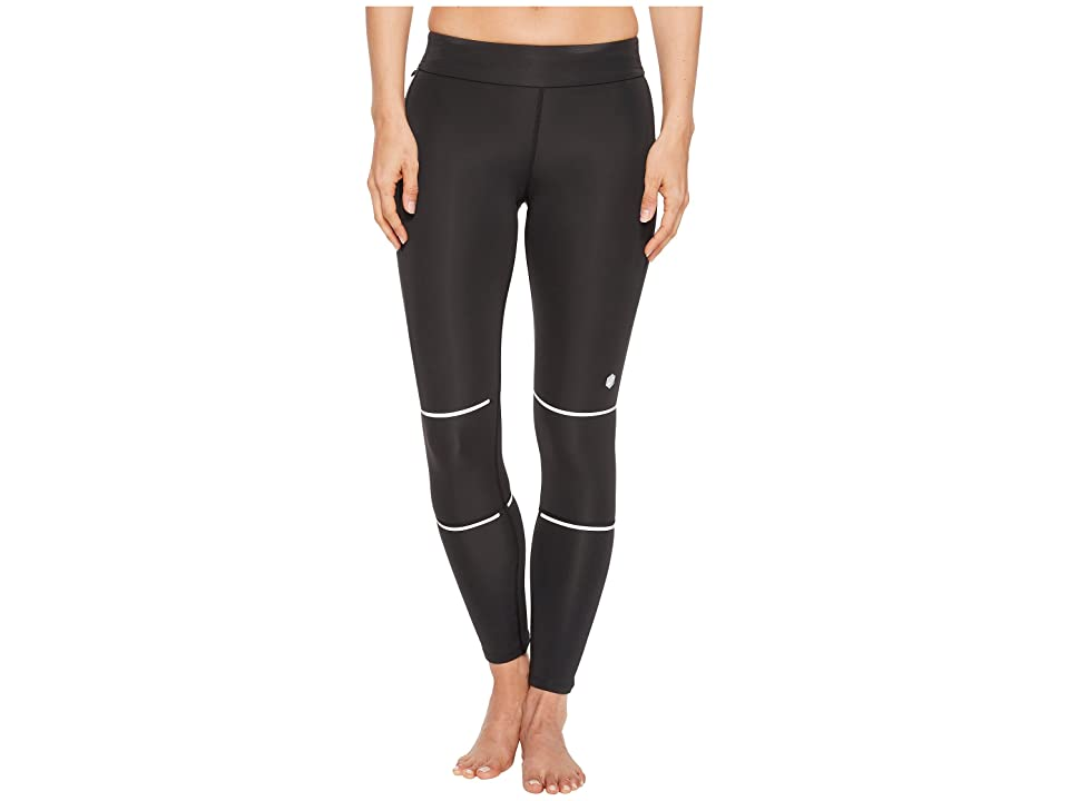 ASICS Lite-Show 7/8 Tights (Performance Black) Women