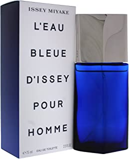 Issey Miyake Issey Miyake L'eau Bleue D'issey Pour Homme Eau de Toilette, 75ml