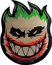 VATH Spitfire Flame Head Joker Sticker 60mmW x 80mmH / 3 1/8H x 2 3/8W [C50]