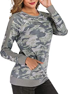 Best womens camouflage long sleeve shirt Reviews