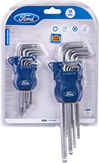 Ford Fht-h-0015 Ball Point Hex Key And Star Driver Set