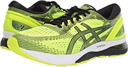100% authentic 0d1e9 c0464 Asics gel ds trainer 17 titanium flash yellow lightning ...