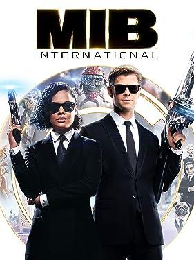 Men In Black: International (4K UHD)