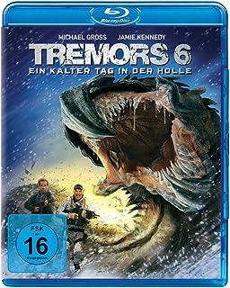 Tremors 6 - Ein kalter Tag in der Hölle Blu-ray