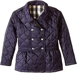 Portree Quilted Coat (Infant/Toddler)