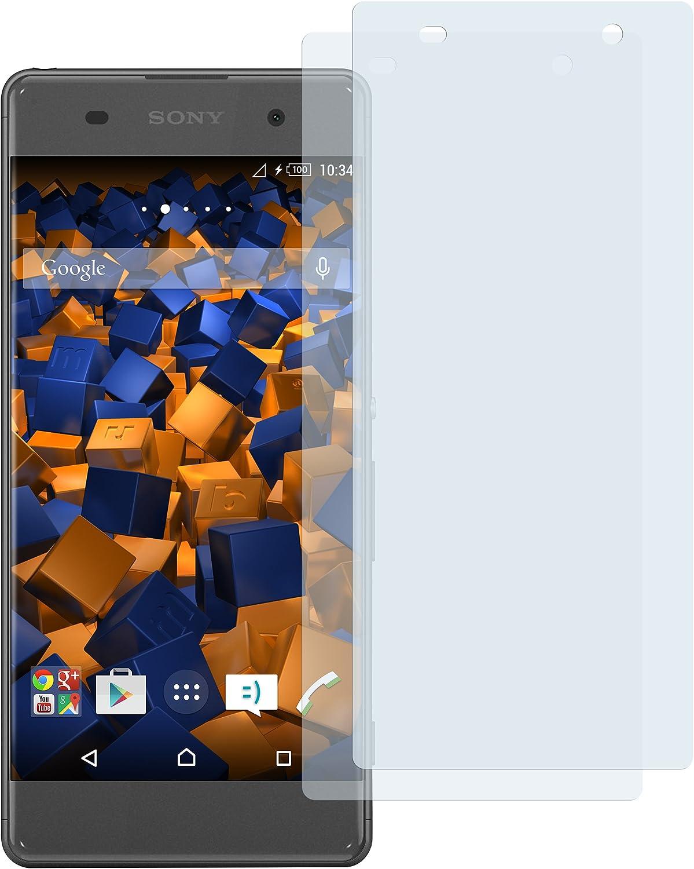Mumbi Schutzfolie Kompatibel Mit Sony Xperia Xa Folie Elektronik