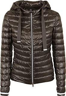 Herno Luxury Fashion Womens PI1060D120177730 Green Down Jacket |