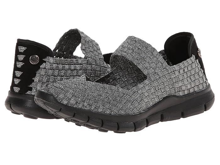 bernie mev.  Charm (Pewter) Womens Sandals