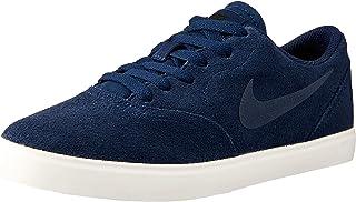 Nike Boys SB Check Suede (GS) Fashion Shoes